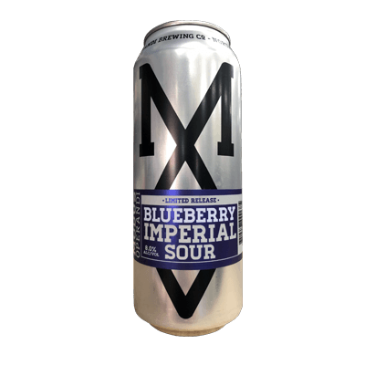 Modus Operandi Blueberry Imperial Sour