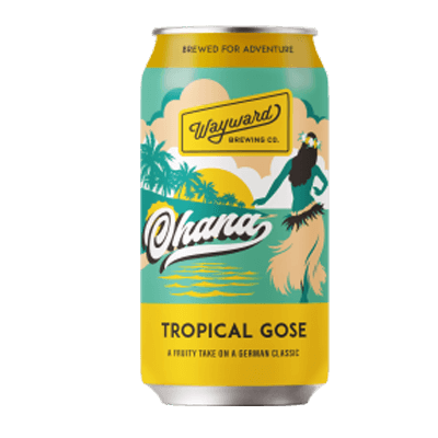 Wayward Ohana Tropical Gose