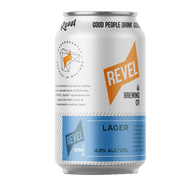 Revel New World Lager