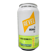 Revel/Rockstar TDH Hazy IPA