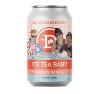 Dainton Ice Tea Baby Peach Ice Tea NEIPA