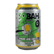 Sobah Finger Lime Cerveza Alcohol Free