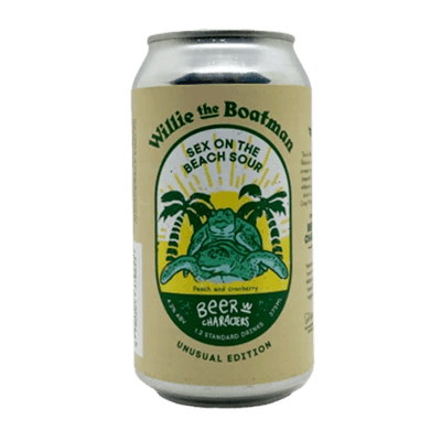 Willie the Boatman Sex on the Beach Sour Ale