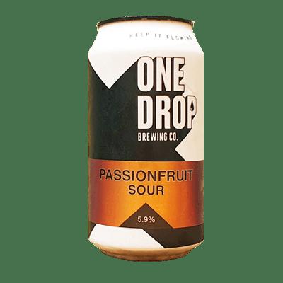 One Drop Passionfruit Sour Ale