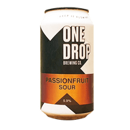 One Drop Passionfruit Sour Ale