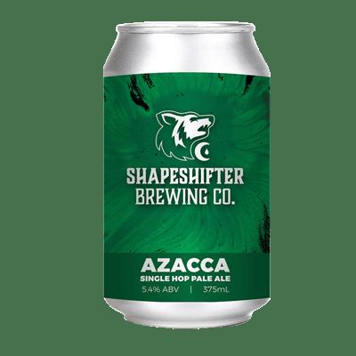 Shapeshifter Azacca Single Hop Pale Ale