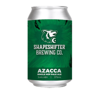 Shapeshifter Azacca Single Hop Pale Ale