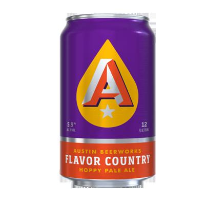 Austin Beerworks Flavor Country Pale Ale
