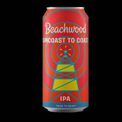 Beachwood Simcoast To Coast IPA