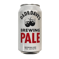 Dad & Dave's #1 Pale Ale 375ml Can