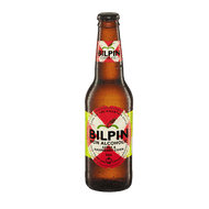 Bilpin Non-Alcoholic Apple & Raspberry Cider