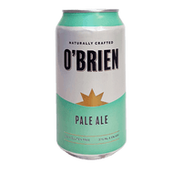 O'Brien Pale Ale 375ml Can