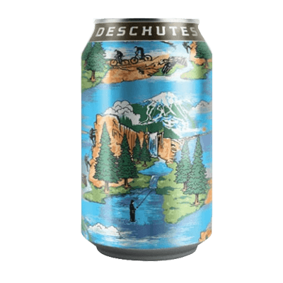 Deschutes Pacific Wonderland Lager 355ml Can