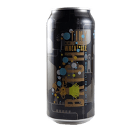 Batch Tiny Coconut Bubbles Coconut Wheat Ale 440ml Can