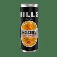 Billson's Dark & Stormy Alcoholic Ginger Beer
