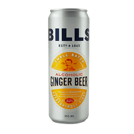 Billson's Alcoholic Ginger Beer