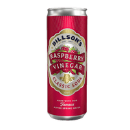 Billson's Raspberry Vinegar Classic Soda
