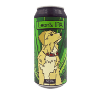 Moon Dog Leon's Hazy IPA