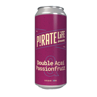 Pirate Life Double Acai & Passionfruit Sour Ale