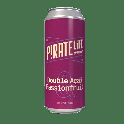 Pirate Life Double Acai & Passionfruit Sour Ale