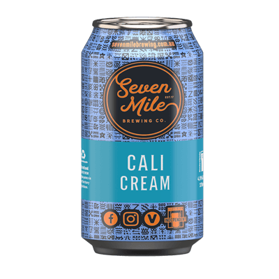 Seven Mile California Cream Ale