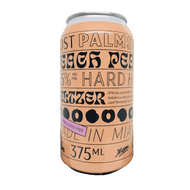 Lost Palms Peach Seltzer