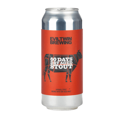 Evil Twin 60 Day Dry Aged Stout