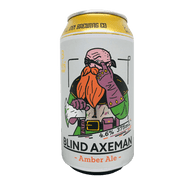 All Inn Blind Axeman Amber Ale