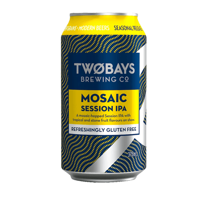 Two Bays Mosaic Session IPA