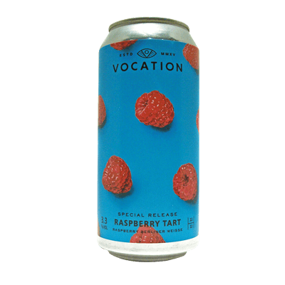 Vocation Raspberry Tart Sour Ale
