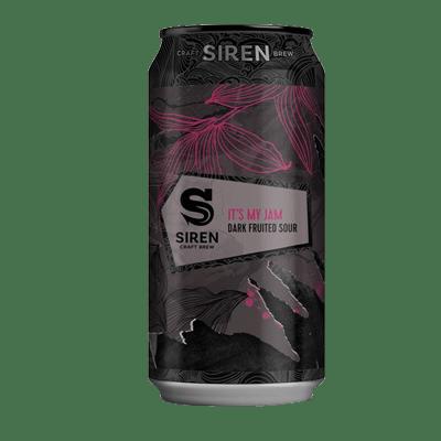 Siren It's My Jam Fruit Sour Ale