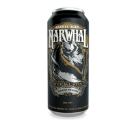 Sierra Nevada Barrel-Aged Narwhal Imperial Stout (473ml Can)