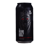 One Drop The Big Bad Wolf Nitro Imperial Stout 440ml Can