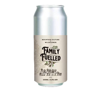 Mountain Culture/Wildflower Family Fuelled Saison