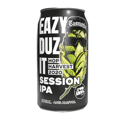 Two Birds Eazy Duz It Session IPA