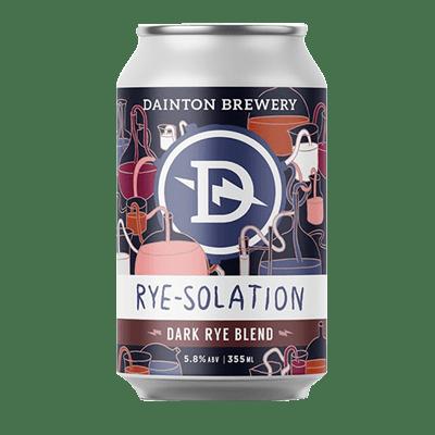 Dainton Rye-solation Dark Rye Blend