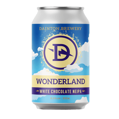 Dainton Wonderland White Chocolate NEIPA
