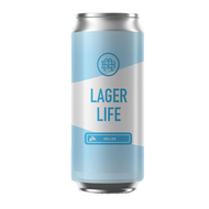 Mr Banks Lager Life Helles