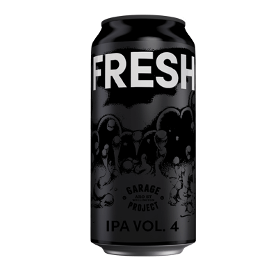 Garage Project Fresh Vol. 4