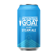 Mountain Goat Steam Ale 375ml Can