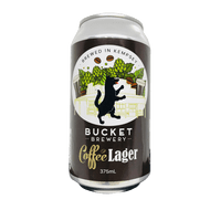 Bucket Brewing Coffee Lager