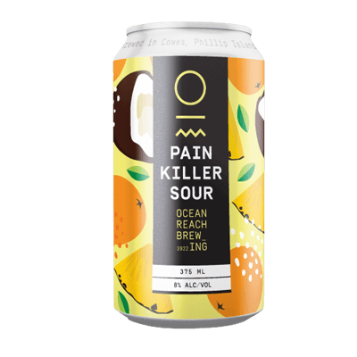 Ocean Reach Painkiller Sour Ale