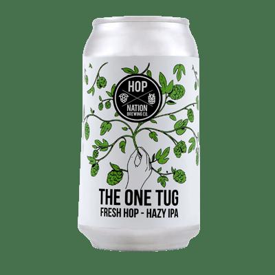 Hop Nation The One Tug 2020 Fresh Hop Hazy IPA