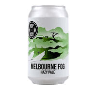 Hop Nation Melbourne Fog Hazy Pale Ale