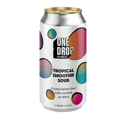 One Drop Tropical Smoothie Sour