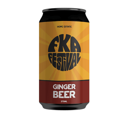 Hope FKA Ginger Beer