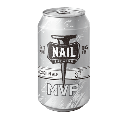 Nail MVP Session Ale 375ml Can