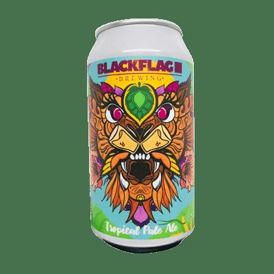 Black Flag Affinity Tropical Pale Ale