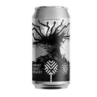 Vibrant Forest/Black Iris Shattered Paradigm Black IPA
