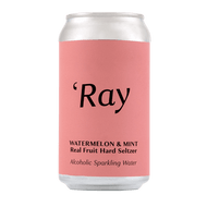 Hop Nation Ray Watermelon & Mint Hard Seltzer